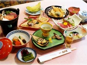 ホテル岩戸屋ー料理 | Workations(ワーケーションズ)