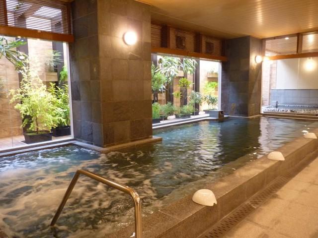 西鉄ホテル クルーム博多(大浴場画像) | Workations(ワーケーションズ)