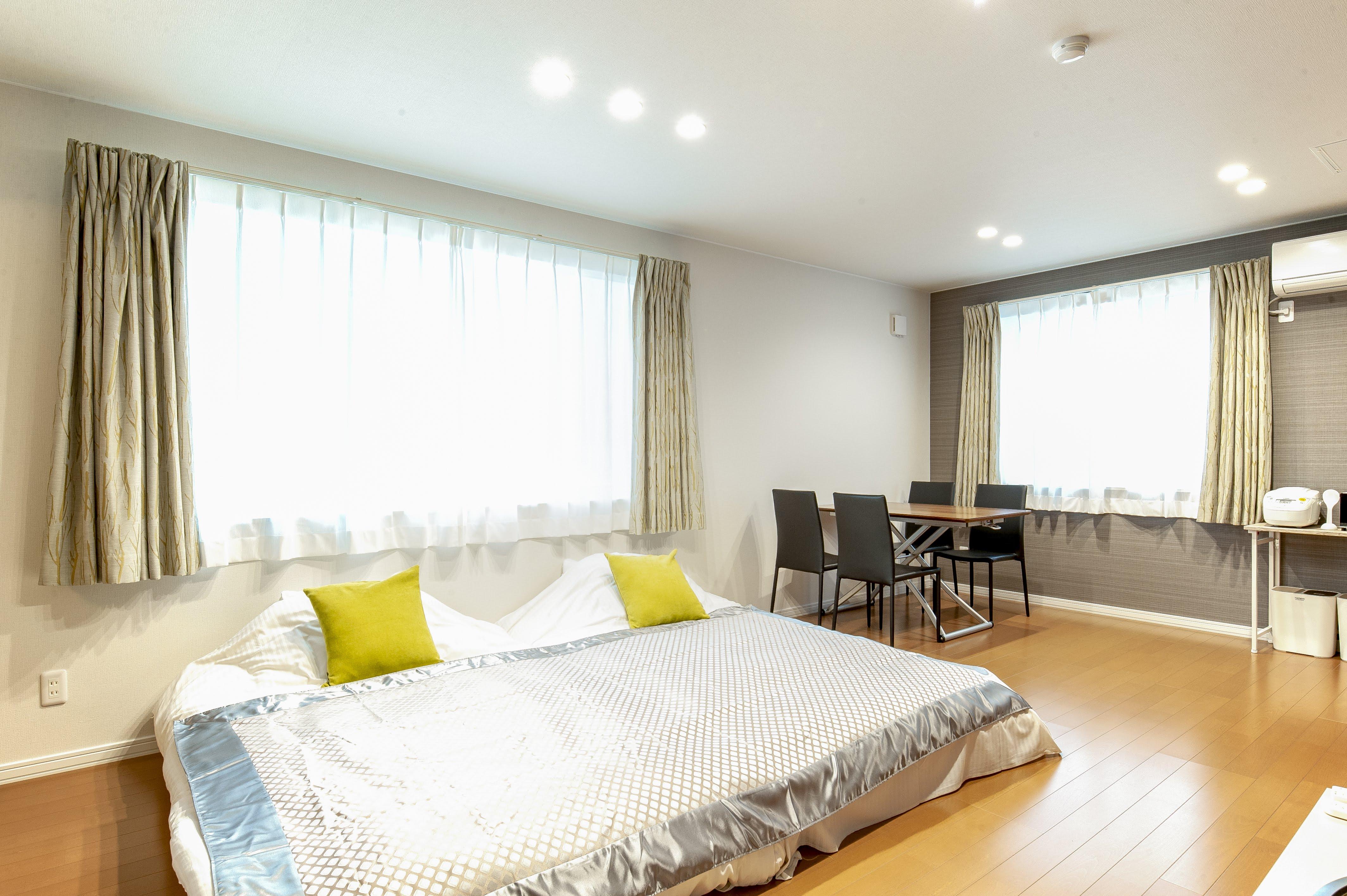 RoomC-002:The Peak Villa Suite Hokkaido | Workations(ワーケーションズ)