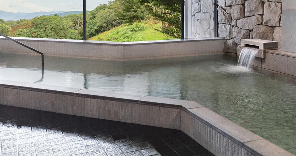 大浴場:伊豆マリオットホテル修善寺 | Workations(ワーケーションズ)