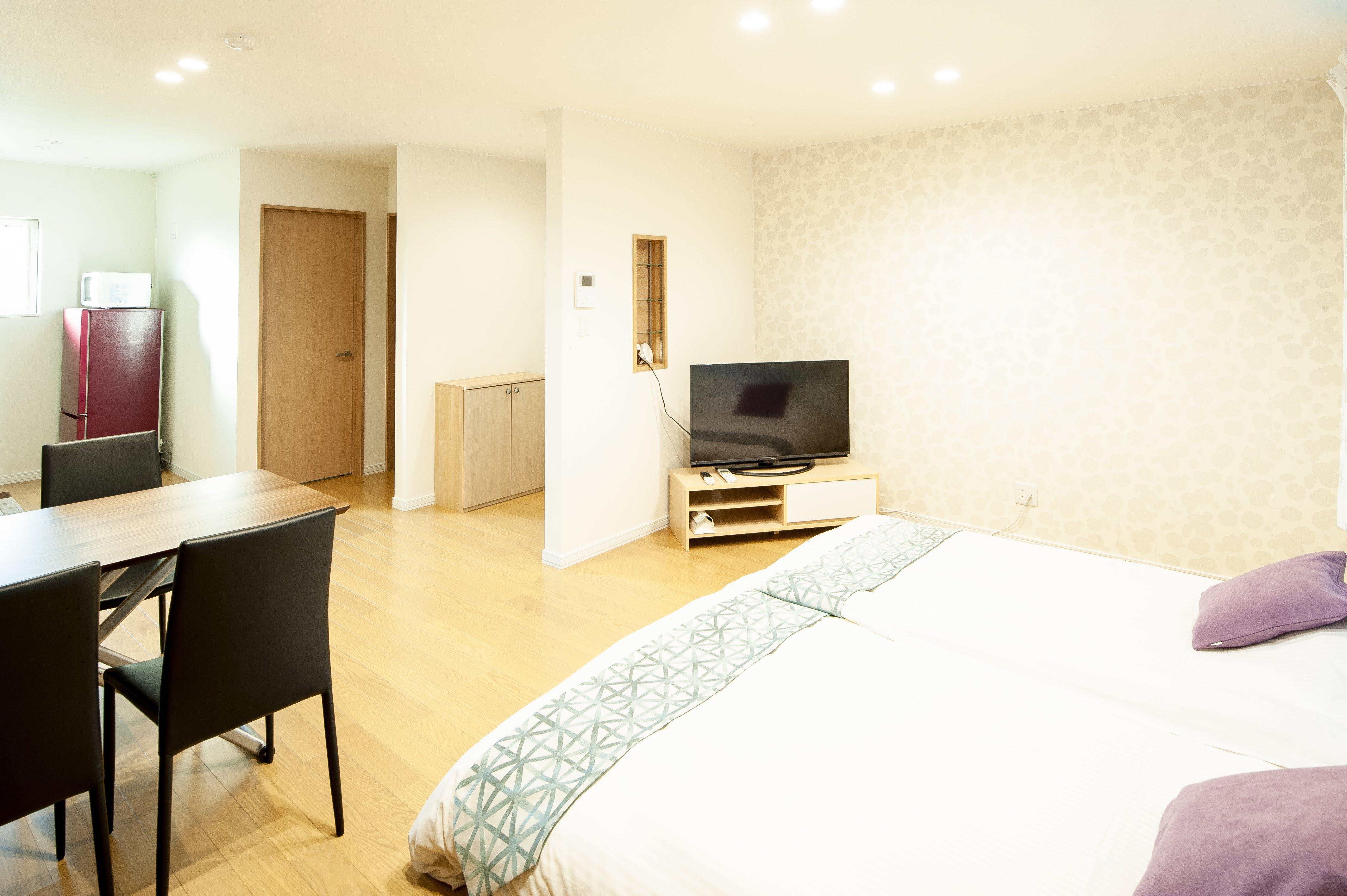 RoomB-005:The Peak Villa Suite Hokkaido | Workations(ワーケーションズ)