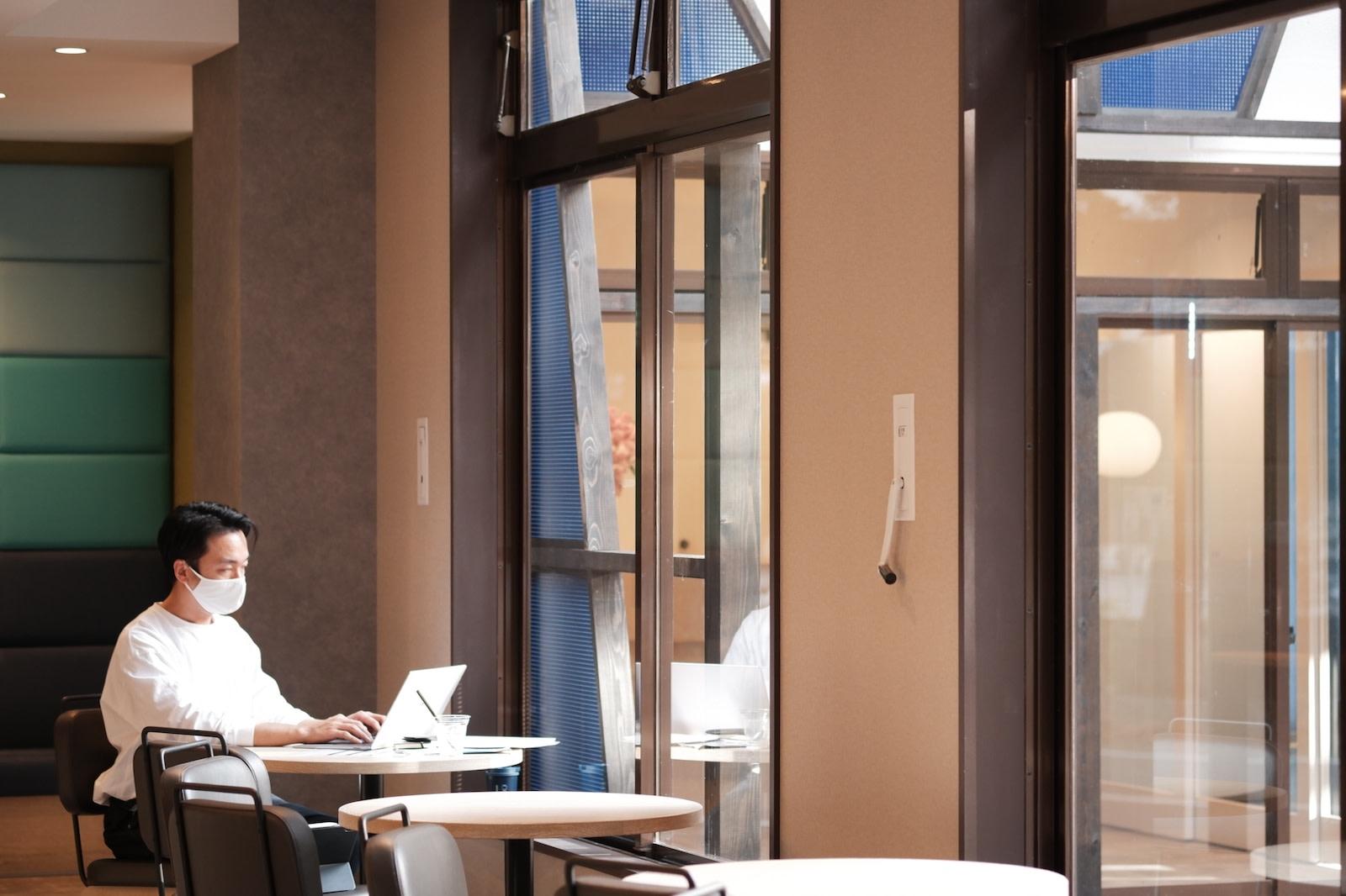 スパ ゲストハウス ルルド:カフェ | Workations(ワーケーションズ)