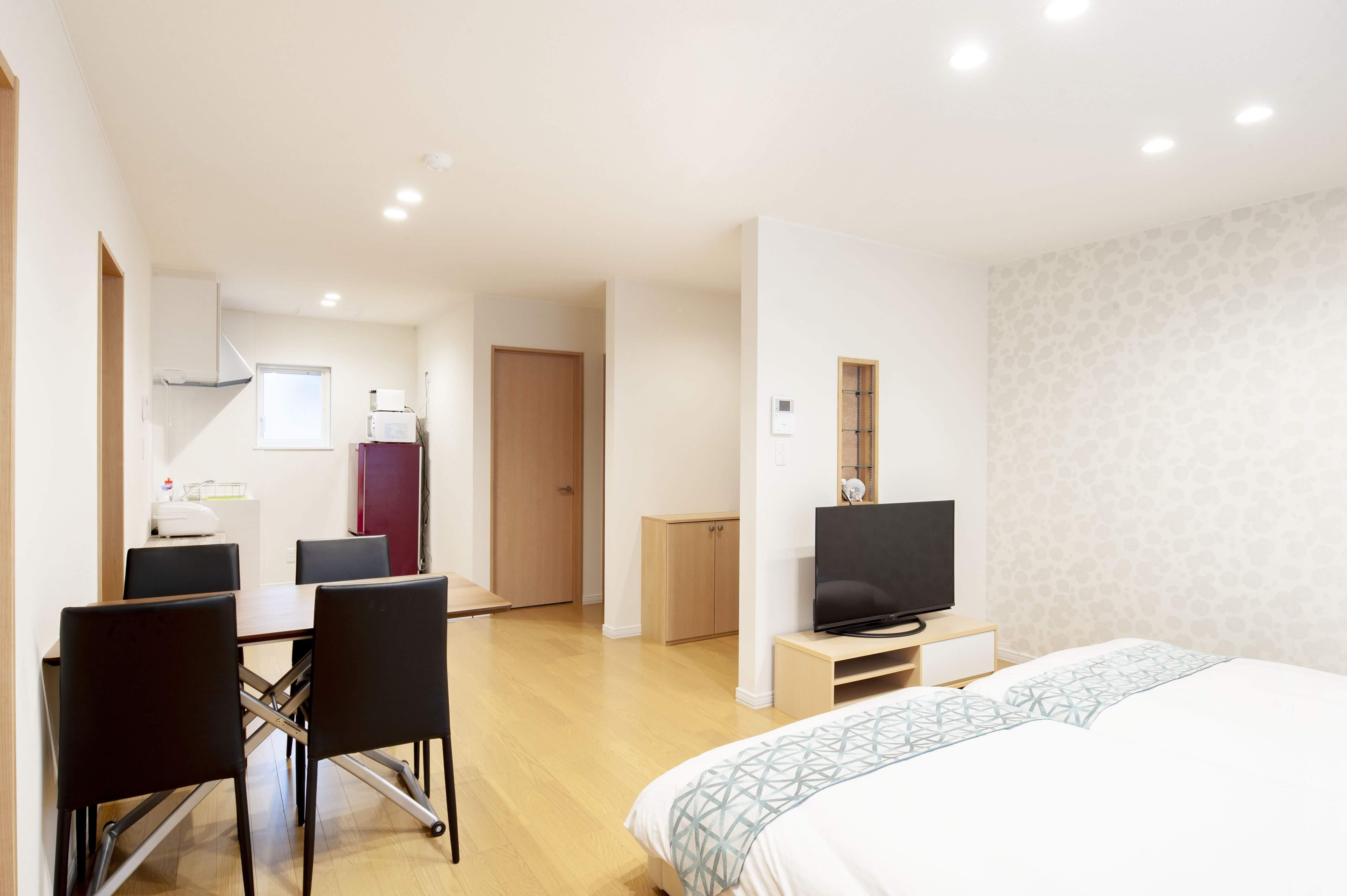 RoomB-007:The Peak Villa Suite Hokkaido | Workations(ワーケーションズ)