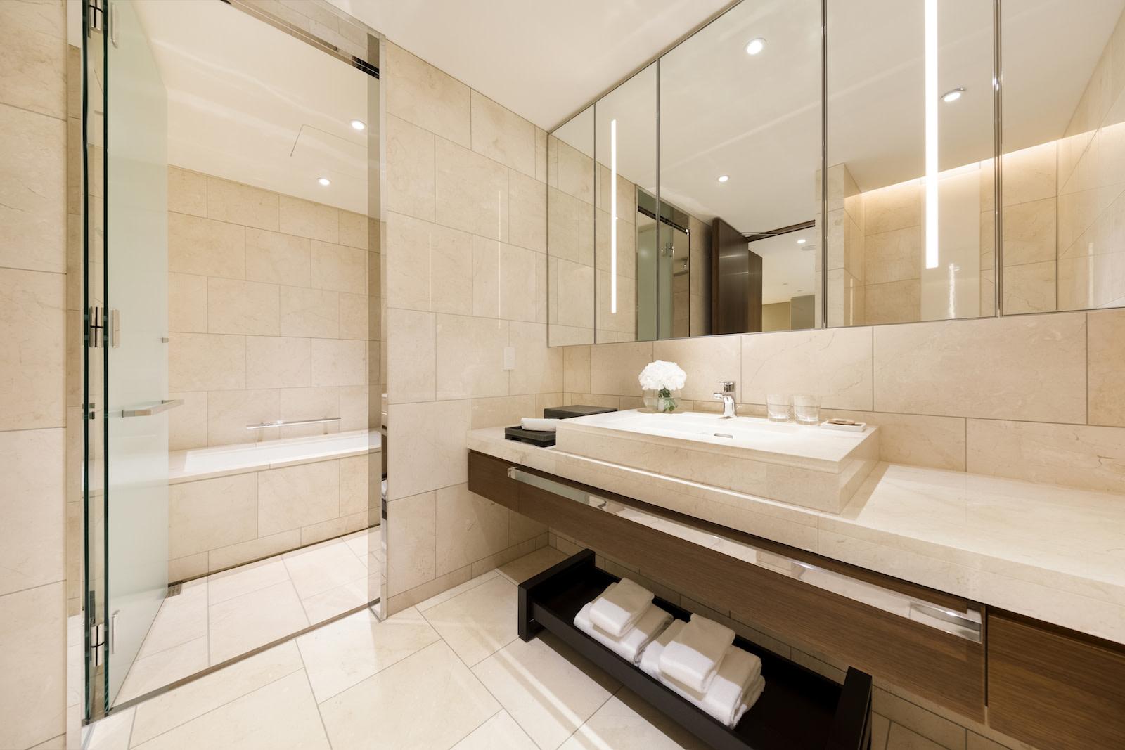 SR Japan Tokyo Asc Marunouchi Bathroom-HR アスコット丸の内東京 | Workations(ワーケーションズ)