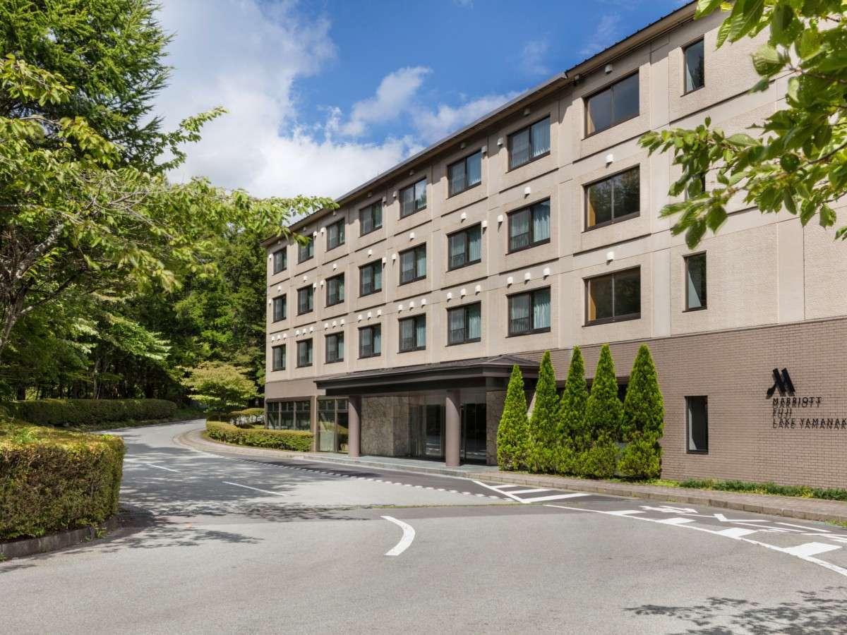 外観:富士マリオットホテル山中湖 | Workations(ワーケーションズ)