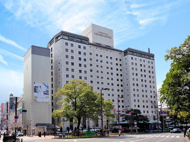 西鉄グランドホテル(外観画像) | Workations(ワーケーションズ)