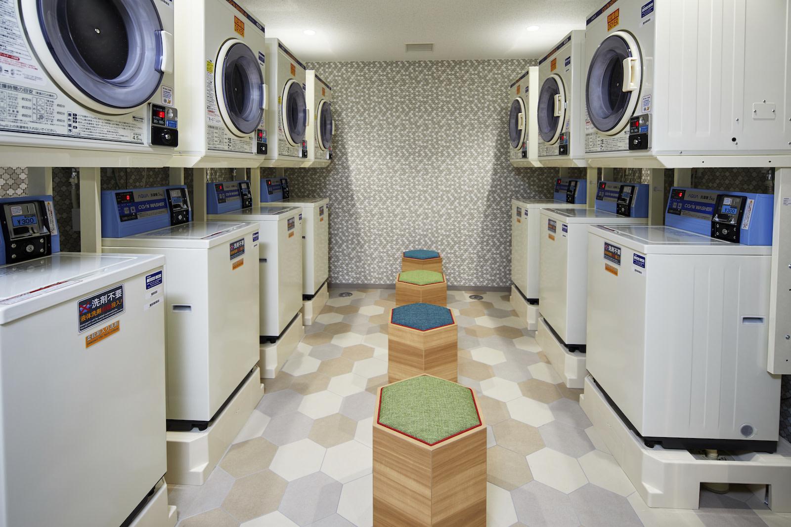 シタディーンなんば大阪 laundry | Workations(ワーケーションズ)