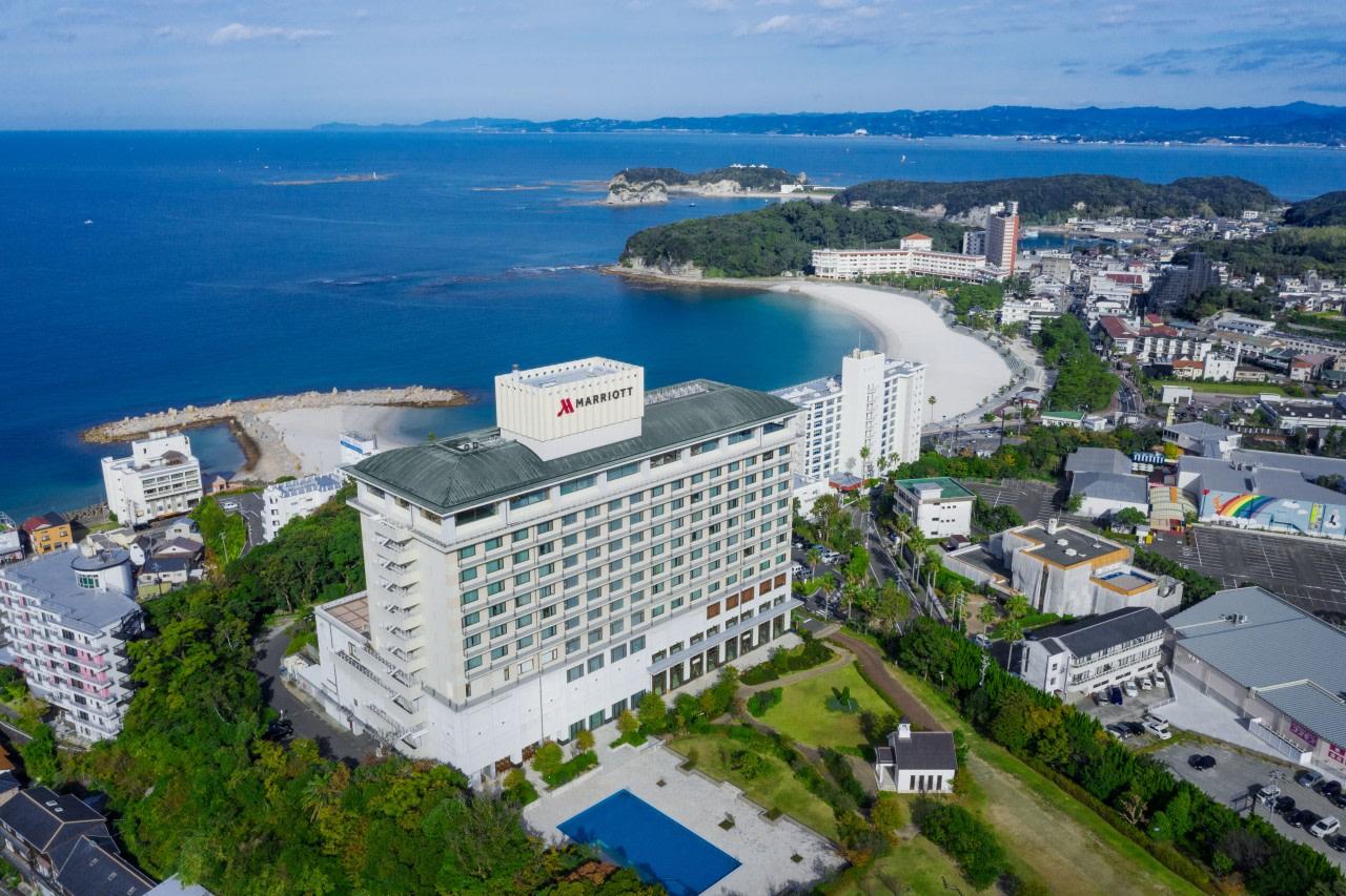 外観:南紀白浜マリオットホテル | Workations(ワーケーションズ)