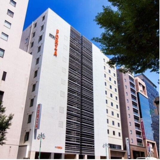 ホテルフォルツァ博多駅筑紫口㈵ | Workations(ワーケーションズ)