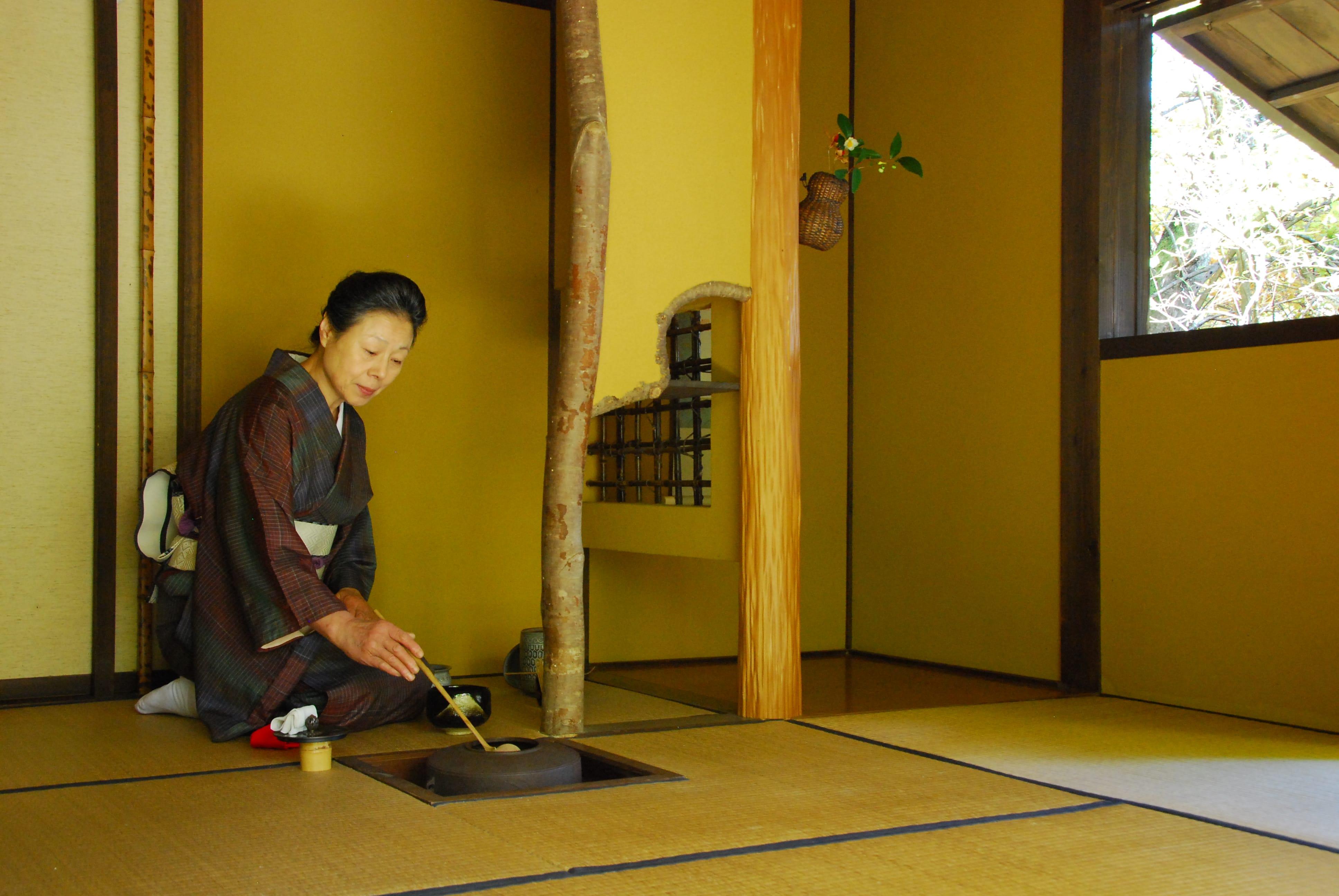 茶室:百年ゆ宿 旅館大沼 | Workations(ワーケーションズ)