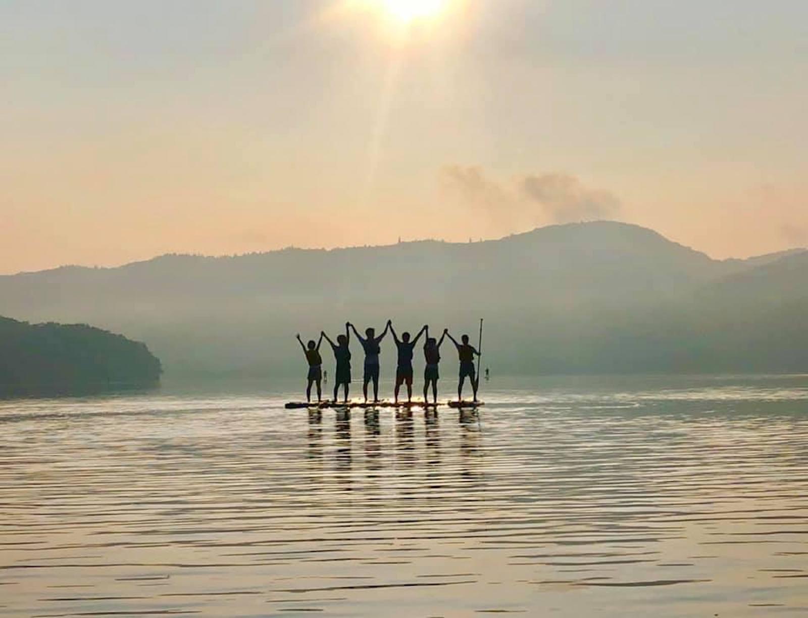 15青木湖(夕方) | Workations(ワーケーションズ)