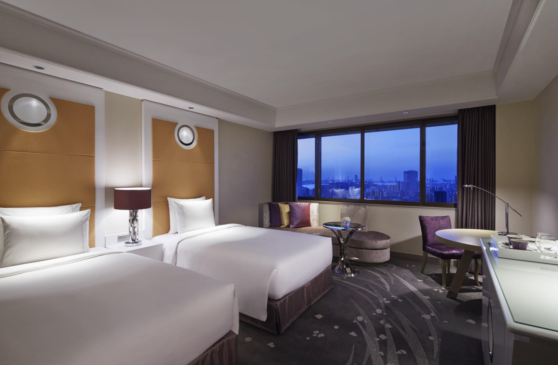 デラックスツイン/エグゼクティブ デラックスツイン:東京マリオットホテル | Workations(ワーケーションズ)