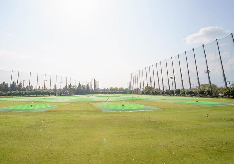 昭和の森ゴルフ ドライビングレンジ