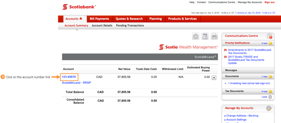 4 import Scotiabank