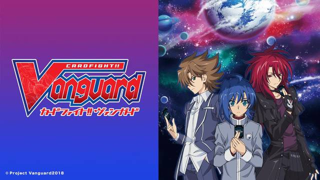 Cardfight!! Vanguard Artwork