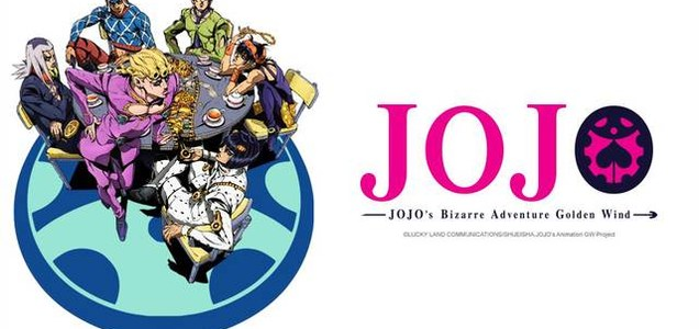 JoJo's Bizarre Adventure Artworkq
