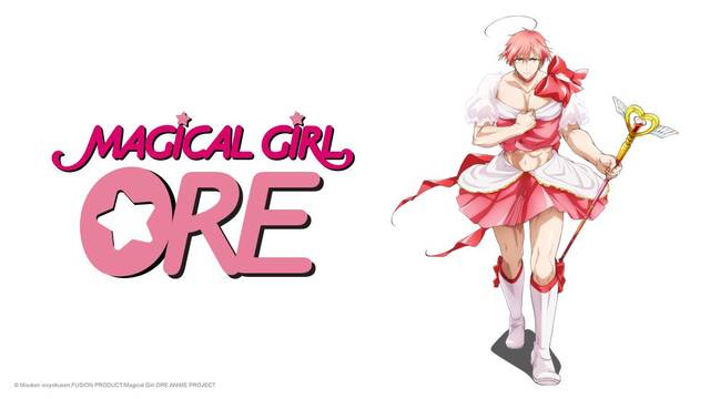 Magical Girl Ore Artwork