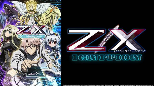 Z/X Ignition Artwork