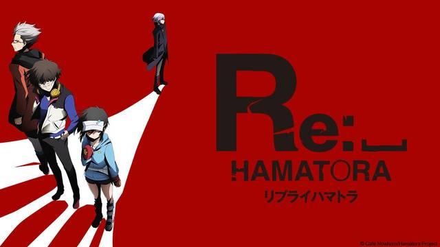 Hamatora Artwork