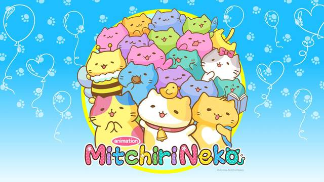 Mitchiri Neko Artwork