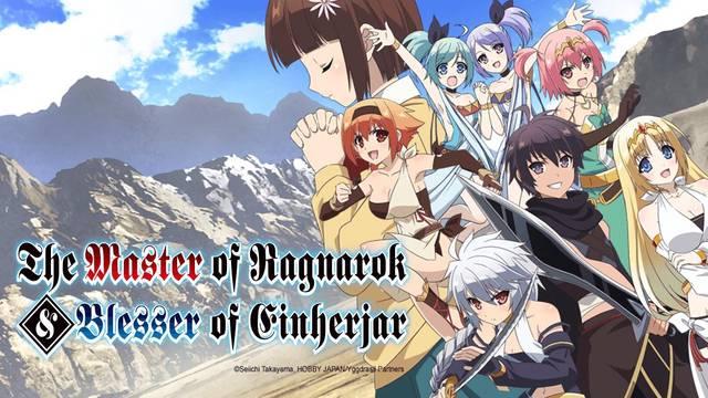 Master of Ragnarok & Blesser of Einherjar Artwork