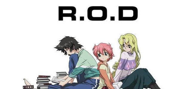 R.O.D the TV artwork