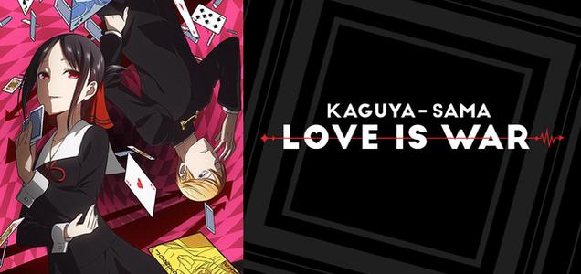 Kaguya Sama: Love Is War Artwork