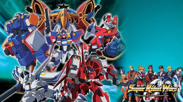 Super Robot Wars: Original Generation Artwork