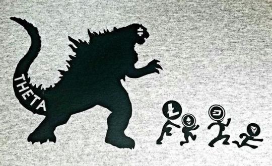 Theta Godzilla