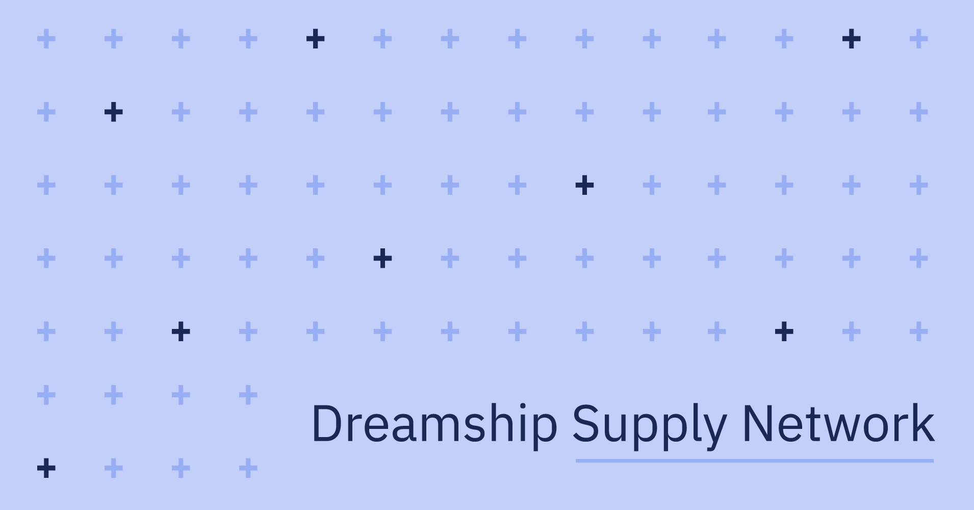 The Dreamship Supply Network: Why Fast Shipping and Quality Matters