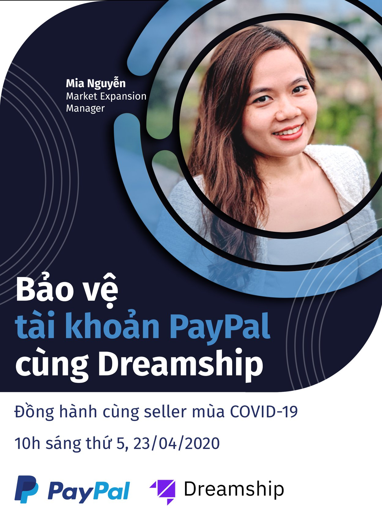 [Webinar] Protect your PayPal with Dreamship
