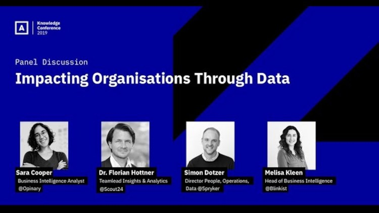 PAKCon 2019 – Impacting Organisations Through Data Header Image