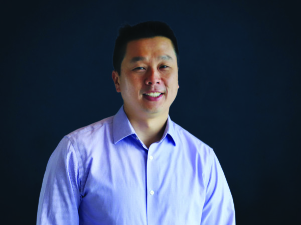 Darrin Chang, Vice President of Finance