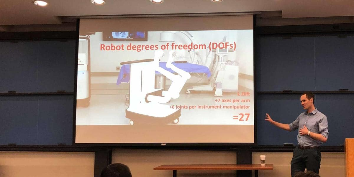 Auris Team Members Speaking at Stanford Surgical Robotics Seminar