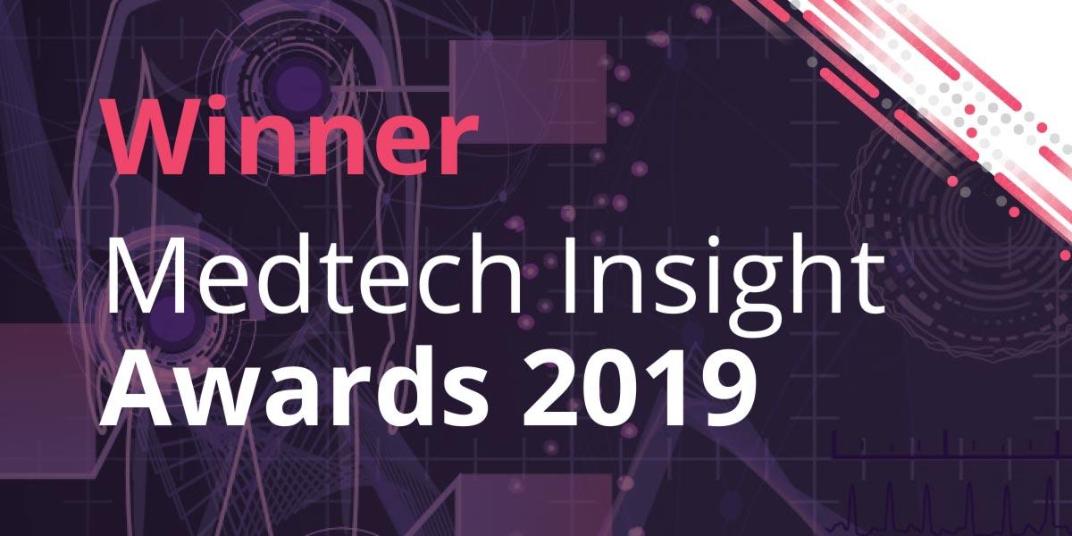 web Medtech Insight award 1200x600