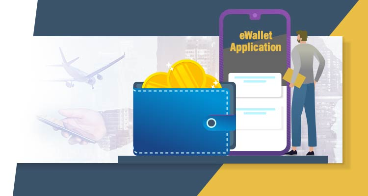 eWallet Application Screenshot