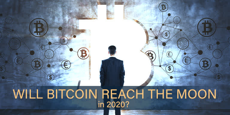 Will Bitcoin reach the Moon in 2020?