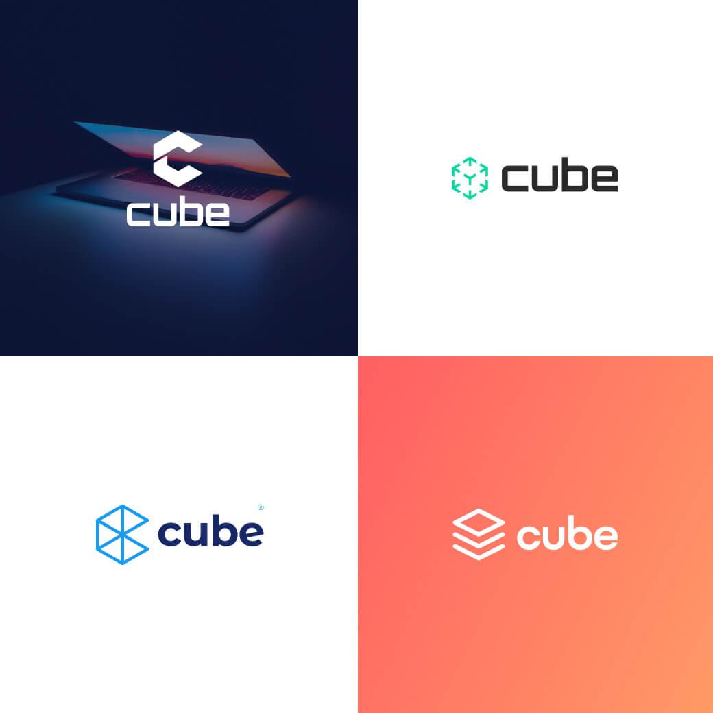 Portfolio image for Cube App