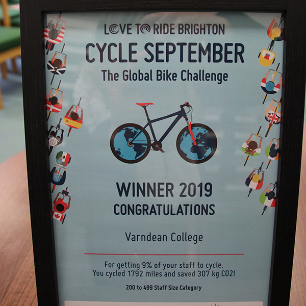 CycleSeptember2019
