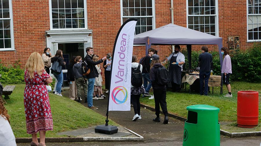 Varndean College Festival of Progression (2)