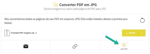 Converter PDF em JPG
