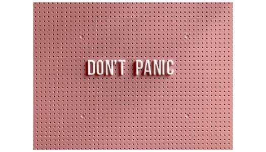 2020-07-30 - Wie man 2020 konzentriert bei der Arbeit bleiben kann - Keine Panik