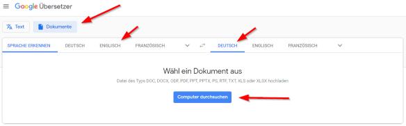 2018-10-09 - So übersetzt du ein PDF Dokument mit Google Übersetzer