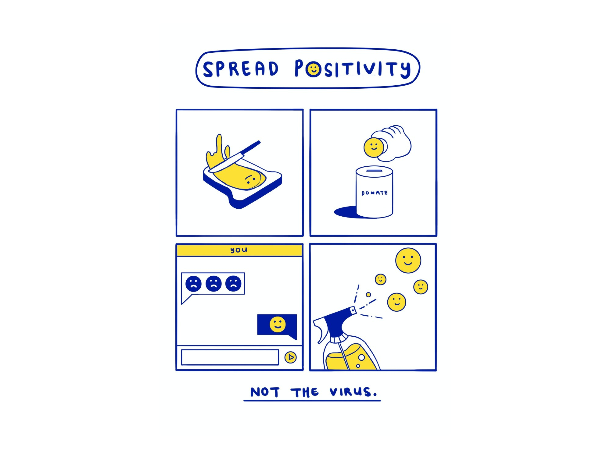 spread-positivity-today