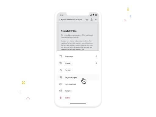 2020-10-22 - Bearbeite PDFs auf deinem Handy mit der Smallpdf Mobile App