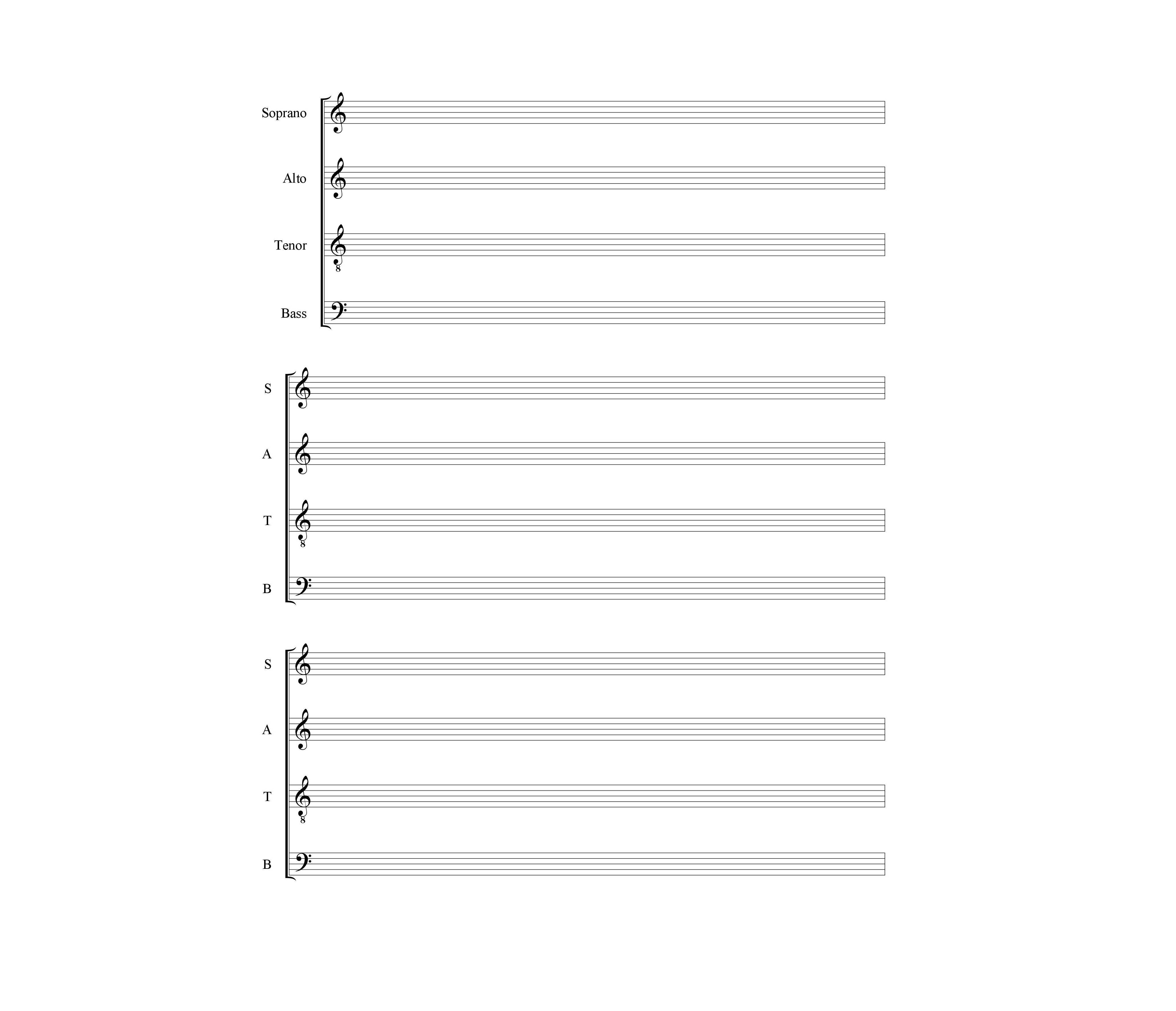Notenblatt zum ausdrucken