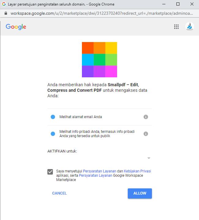 Cara Membuka Pdf Di Google Drive Kamu Menggunakan Smallpdf Smallpdf