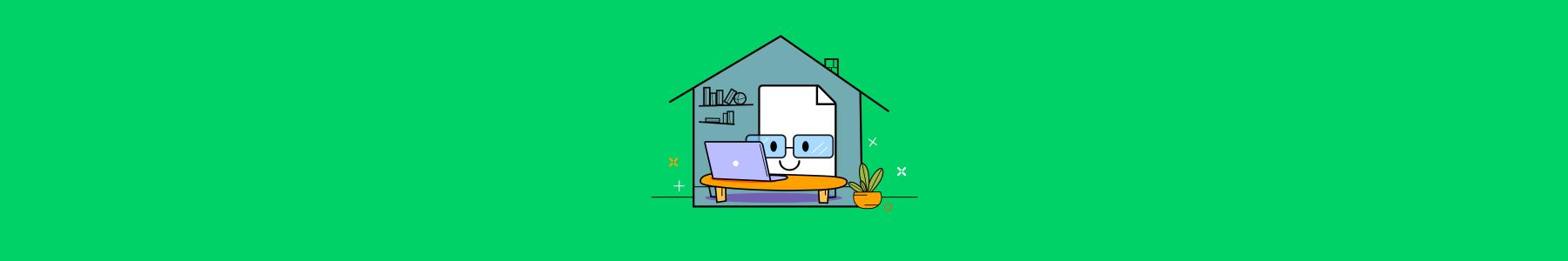 herramientas online para trabajar desde casa banner