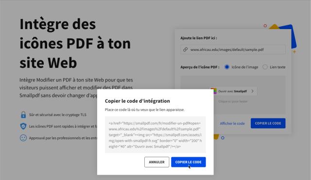 intégrer-pdf-wix