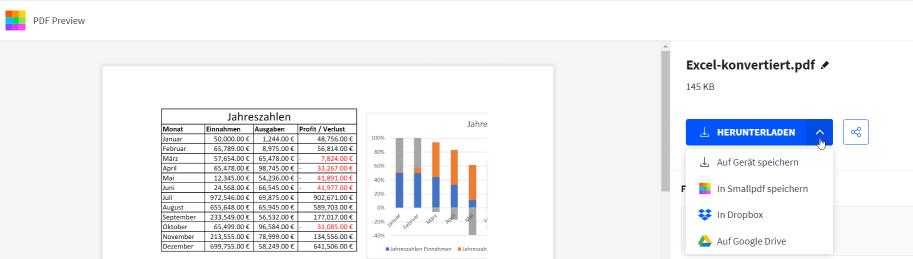 2021-08-13 - So kannst du online Dateien in PDF umwandeln